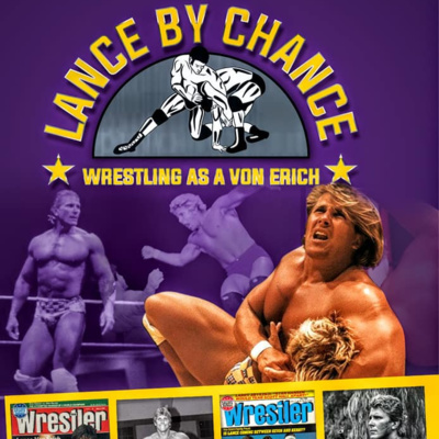 "Vinny Berry author of ""Lance by Chance: Wrestling As a Von Erich"""